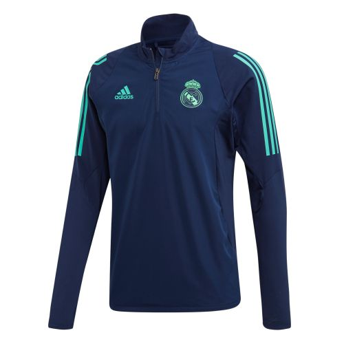 Real Madrid UCL Training Top - Navy