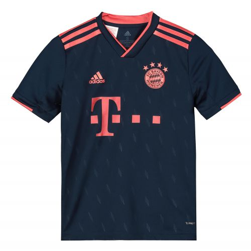 FC Bayern Third Shirt 2019-20 - Kids
