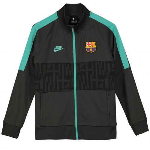 Barcelona I96 Track Jacket - Grey - Kids