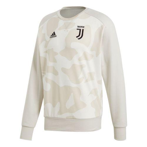 Juventus Seasonal Crew Sweat - White Camo