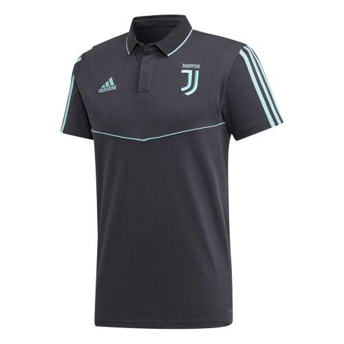 Juventus UCL Training Polo - Grey