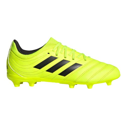 adidas Copa 19.3 Firm Ground Football Boots - Yellow - Kids