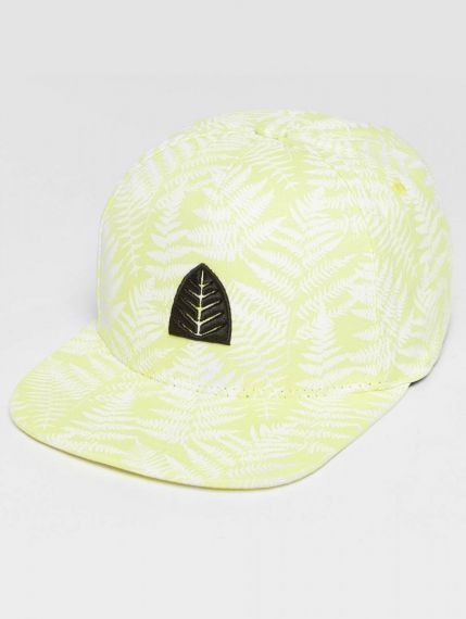 Just Rhyse / Snapback Cap Zorritos in yellow
