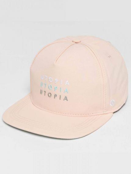 Just Rhyse / Snapback Cap La Novia in rose