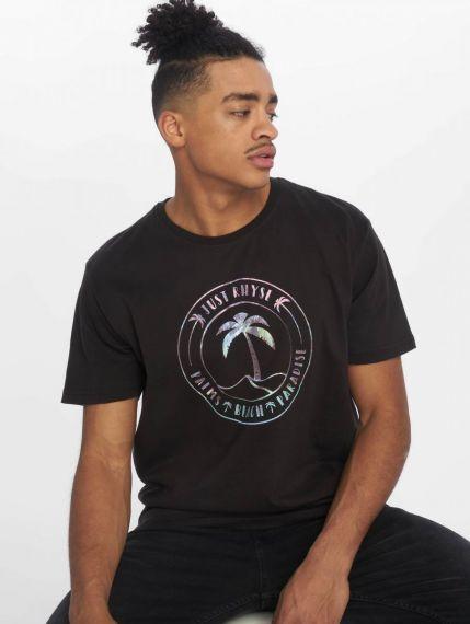 Just Rhyse / T-Shirt Siesta Key in black