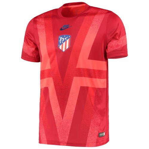 Atlético de Madrid Pre Match Top - Red