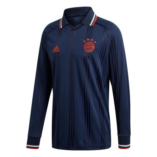 FC Bayern Icons Top - Navy