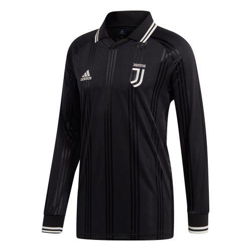 Juventus Icons Top - Black