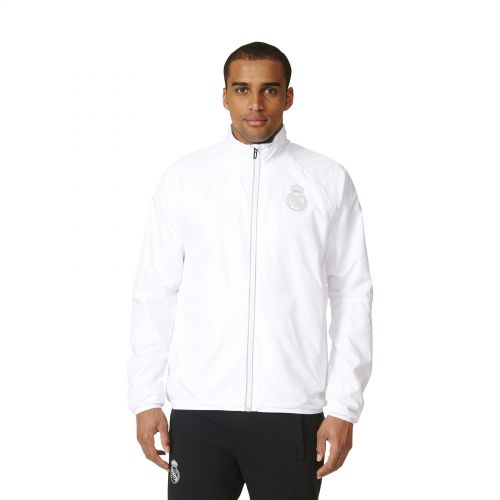 Real Madrid Woven Jacket - White