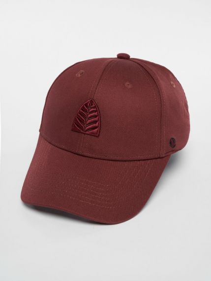 Just Rhyse / Snapback Cap Tiquina in red