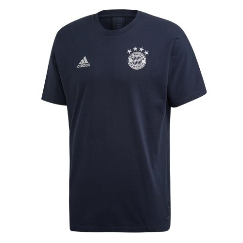 FC Bayern Seasonal Tee - Navy