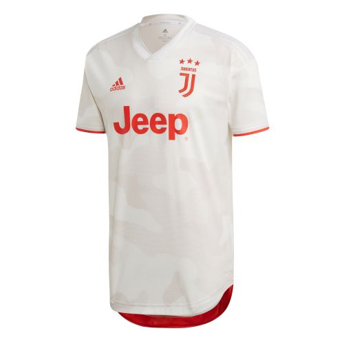 Juventus Authentic Away Shirt 2019-20 with Ronaldo 7 printing