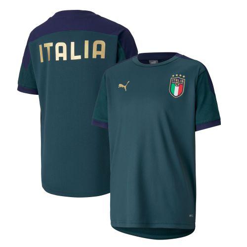 Italy Training Jersey - Green - Kids