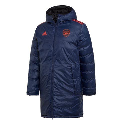 Arsenal Seasonal Long Coat - Navy