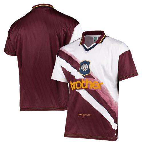 Manchester City 1996 Away Shirt