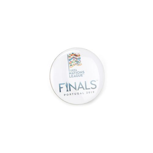 Nations League Pin Badge