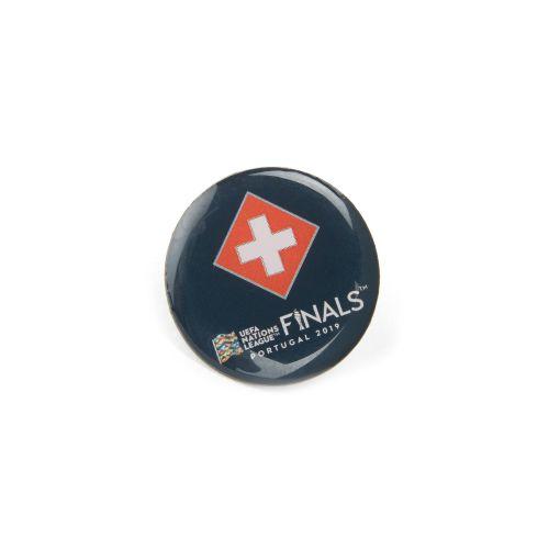 Switzerland Pin Badge