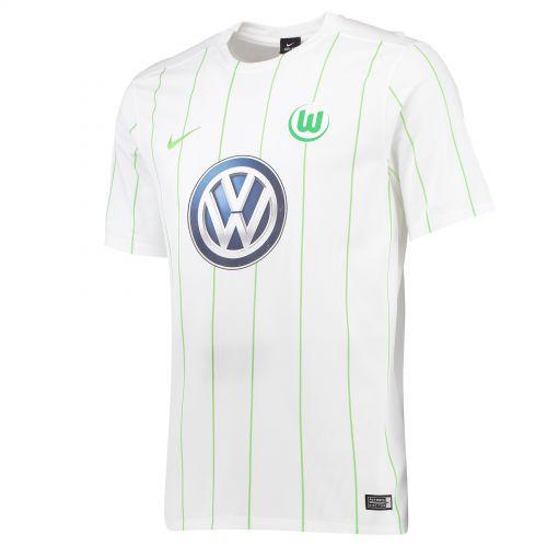 VfL Wolfsburg Away Shirt 2016-17