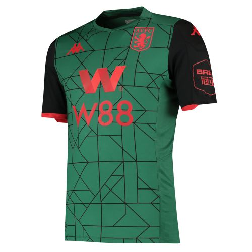 Aston Villa Third Shirt 2019-20 with Jota 23 printing