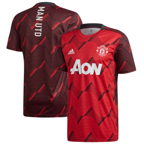 Manchester United Pre Match Alternative Shirt - Red