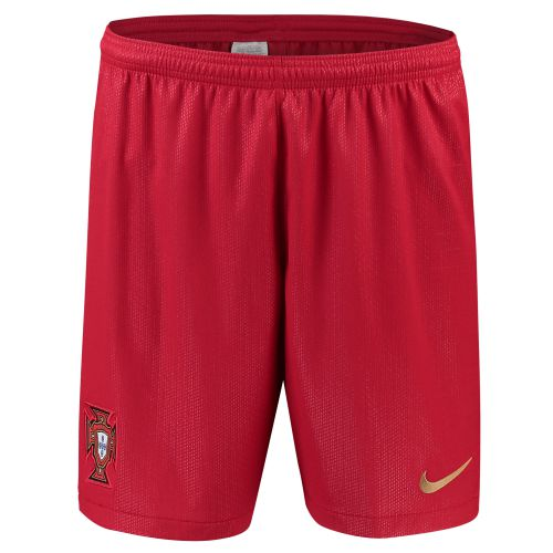 Portugal Home Stadium Shorts 2018