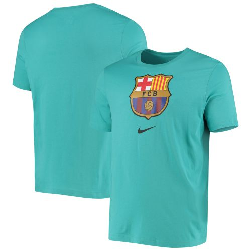 Barcelona Evergreen Crest 2 T-Shirt - Mens