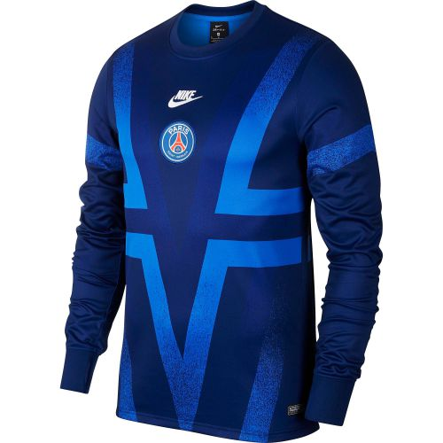 Paris Saint-Germain Nike Dry Crew T-Shirt - Men's