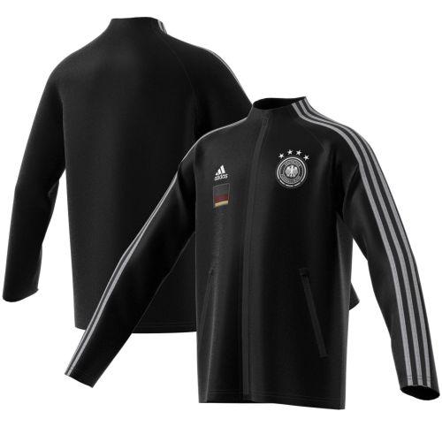 Germany Anthem Jacket - Black - Kids