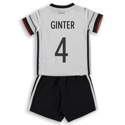 Germany Home Minikit with Ginter 4 printing