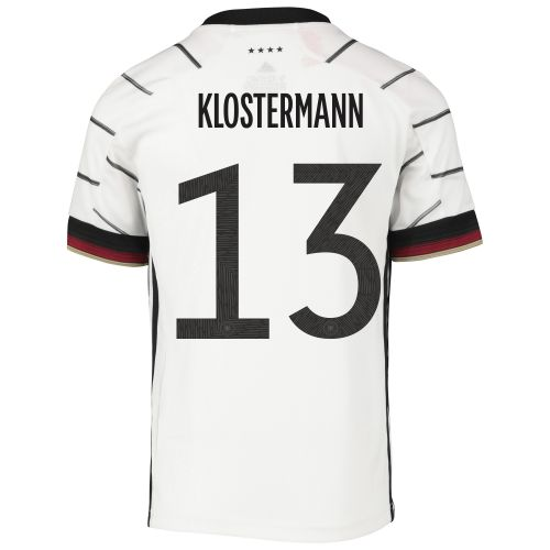 Germany Home Shirt - Kids with Klostermann 13 printing