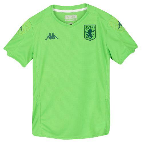 Aston Villa Third Goalkeeper Shirt 2019-20 - Kids