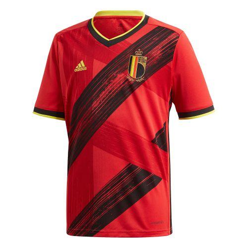 Belgium Home Shirt 2019-21 - Kids