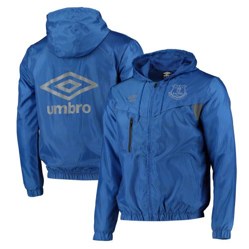 Everton Wavelength Shower Jacket - TW Royal - Mens