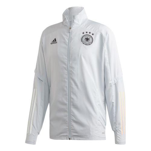 Germany Presentation Jacket - Grey