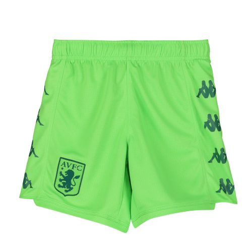 Aston Villa Third Goalkeeper Shorts 2019-20 - Kids
