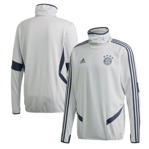FC Bayern Training Warm Top - Grey