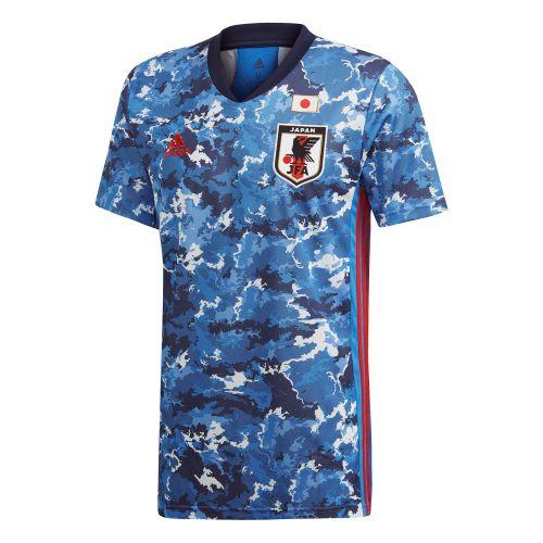 Japan Home Shirt 2019-21