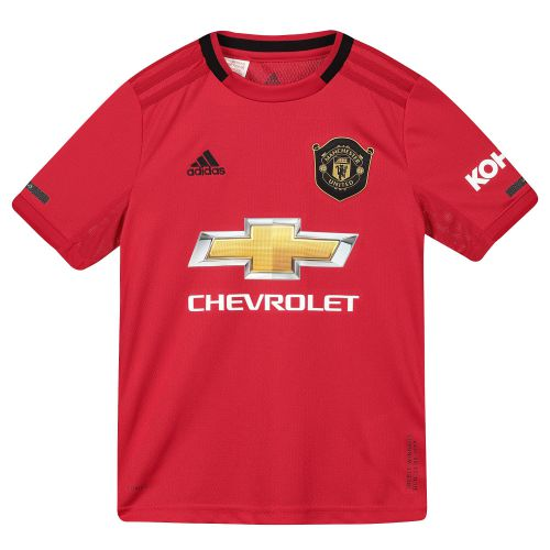 Manchester United Home Shirt 2019 - 20 - Kids