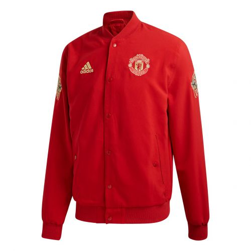 Manchester United Chinese New Year Jacket - Red
