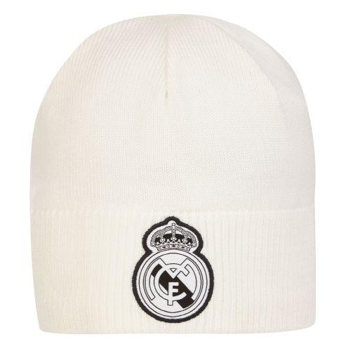 Real Madrid Beanie - White