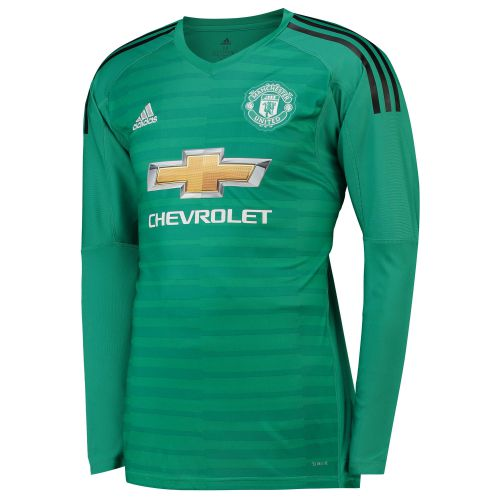 Manchester United Home Goalkeeper Shirt 2018-19 with S.Romero 20 printing
