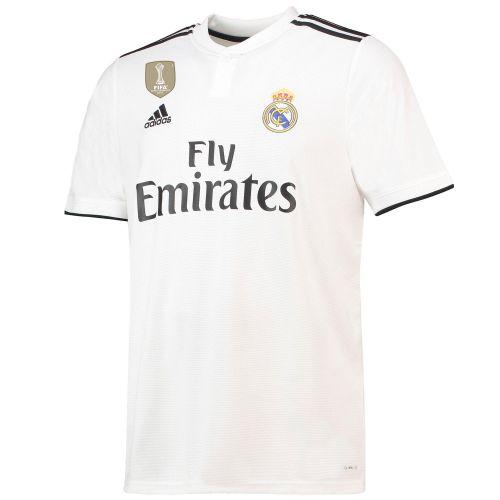Real Madrid Home Shirt 2018-19 with Sergio Ramos 4 printing