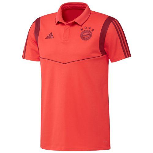 FC Bayern Training Polo - Red