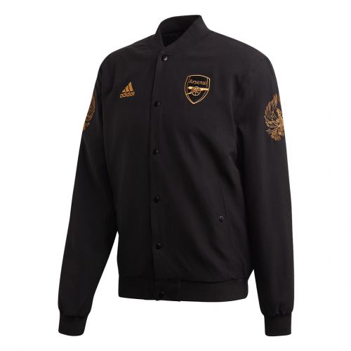 Arsenal Chinese New Year Jacket - Black