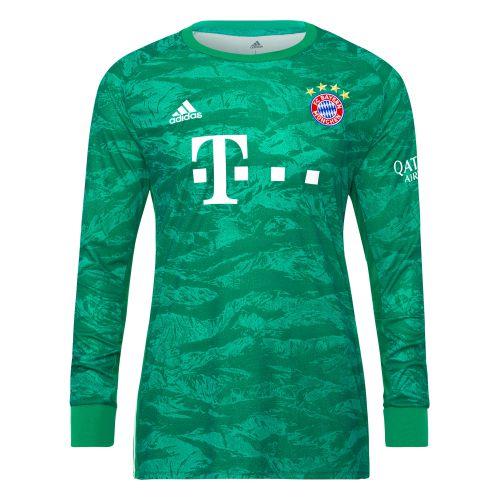 Bayern Munich Home Goalkeeper 2019-20 with Ulreich 26 printing
