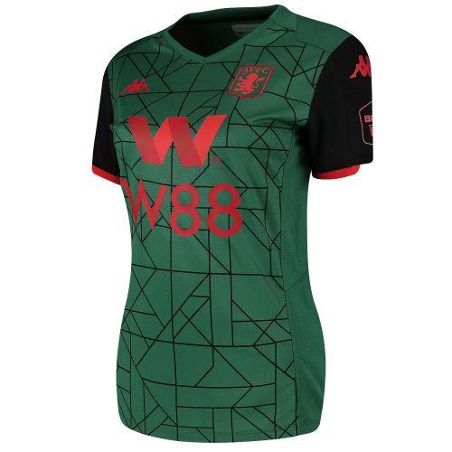 Aston Villa Third Shirt 2019-20 - Womens with Davis 39 printing
