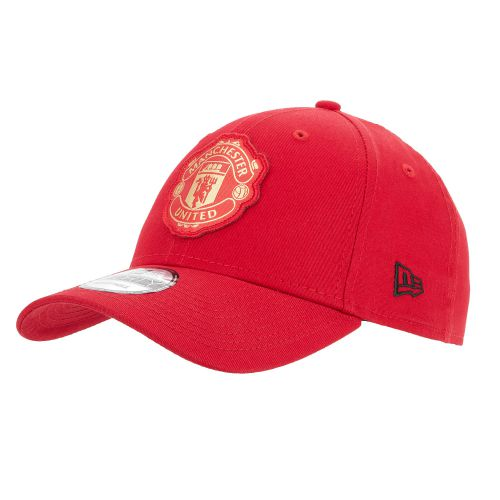 Manchester United New Era Chinese New Year Tech 9FORTY Adjustable Cap - Red - Adult