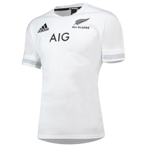 All Blacks Alternate Jersey - White/Black - Mens