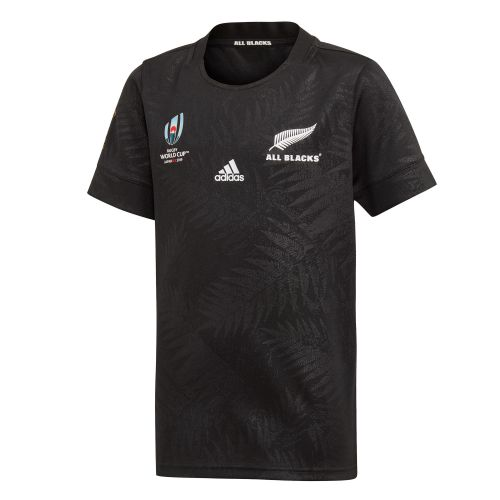 All Blacks Rugby World Cup Home Jersey - Kids