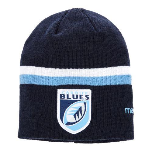 Cardiff Blues Beanie - Navy - Adult